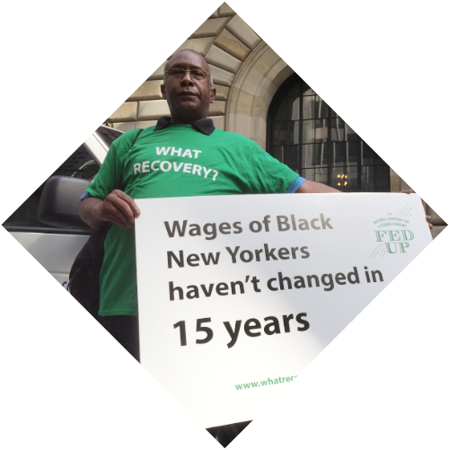 Wages of Black New Yorkers haven't changed in 15 years